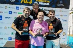 Élcio Batista, Carlos Galvão, Roberto Cláudio e Rogério Pinheiro
