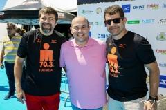 Élcio Batista, Roberto Cláudio e Élcio Batista