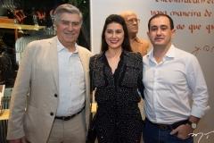 Amarílio Macêdo, Barbara Moraes E Vanderson Aquino
