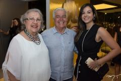 Angela Macêdo, Garcez Filho E Rebeca Macêdo