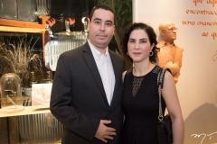 Márcio Franga E Isabelle Duque
