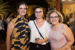 Manuela Nogueira, Emilia Reviera E Joana Nogueira
