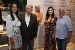 Melina Pinheiro, Roberto Macêdo, Conceição Garcez E Garcez Filho
