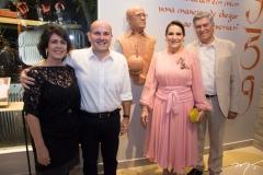 Neuma Figueiredo, Roberto Cláudio, Patricia E Amarílio Macêdo
