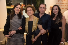 Neusa, Silvia, Flávio E Flávia Macêdo