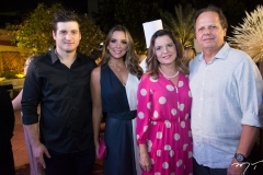Omar Macêdo, Fernanda Levy, Geni E Wilton Correa Lima