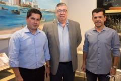 Pompeu Vasconcelos, Maia Junior E Erick Vasconcelos