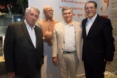 Roberto Macêdo, Amarílio Macêdo E Walter Farias