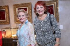 Regina Cabral e Fatima Duarte