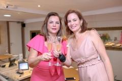 Sandra Lazera e Jussara Regás