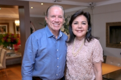 Sergio e Kyra Morozine