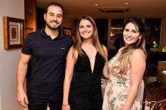 Oswaldo Duarte, Gabriela e Nathalia da Escóssia