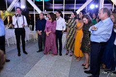 Beto Studart promove jantar para amigos