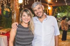 Flávia e Alexandre Ribeiro