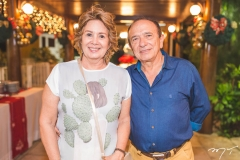 Kílvia e Marcos Montenegro
