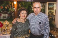 Maria Simões e Luís Nogueira
