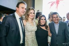 Camilo e Onélia Santana, Samara e Valdir Fernandes