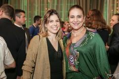 Carol Bezerra e Patrícia Macedo