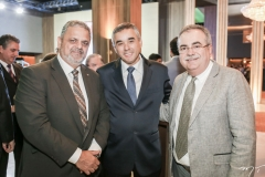Jorge Bagdeve, Francisco Ibiapina e Assis Cavalcante