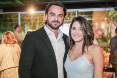 Júnior Carvalho e Aline Pinho