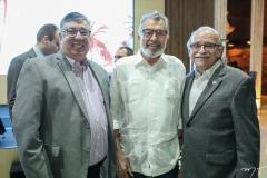 Maia Júnior, Eudoro Santana e Ednilton Soarez