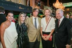 Márcia Travessoni, Denise Carrá, Jean Philippe Pérol, Carolina Putnoki e Guilhermo Panrotas