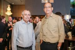 Odilon Peixoto e Everardo Oliveira