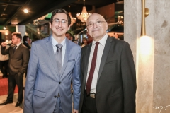 Roberto Victor e Acelino Pontes