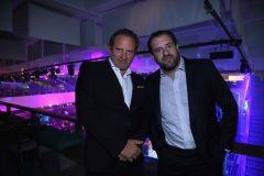 Alexandre Allard  e Bruno Setubal