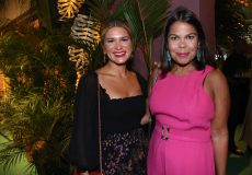 Juliana Santos e Daniela Falcão