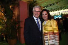 Luiz Francisco Novelli Viana e Eliane Viana