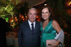 Raquel Novaes e Antonio Meyer