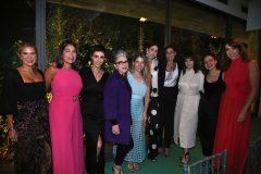 A turma da moda reunida em peso