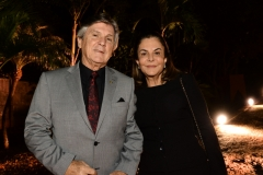 Horacio de Melo e Ana Dale
