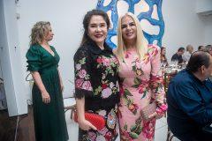 Dalva Arrais e Rejane Oliveira