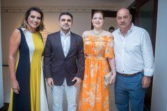 Márcia travessoni, Isaac, Cheila Furtado e Fernando Travessoni