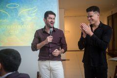 Paulo Benevides e Marcos Lessa