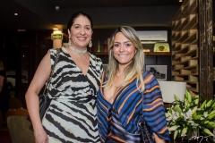 Elisa Oliveira e Sarah Ponte