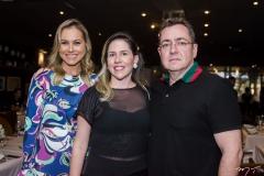 Talyzie Mihaliuc, Ilma e Antônio Pinheiro