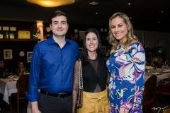 Wantan Laercio Filho, Renata Laercio e Talyzie Mihaliuc