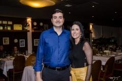 Wantan Laercio Filho e Renata Laercio