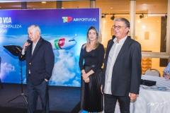 TAP celebra 20 anos do Voo Lisboa-Fortaleza