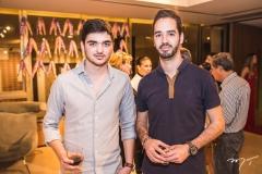 Antonio Simões e Daniel Almeida