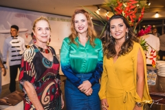 Anya Ribeiro, Enid Câmara e Márcia Travessoni