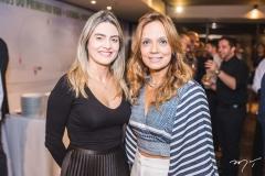 Denise Carrá e Christina Tavares
