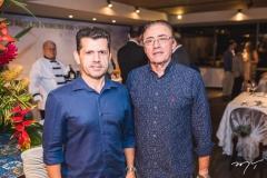 Erick Vasconcelos e Darlan Leite