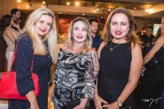Idina Holanda, Denise Pimentel e Ilzimar Belo