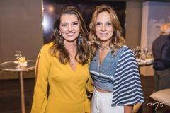 Márcia Travessoni e Christina Tavares