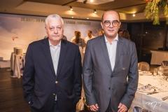 Mário Carvalho e Adriano Araújo