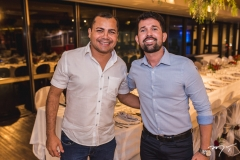 Reginaldo Lima e Carlos Almada